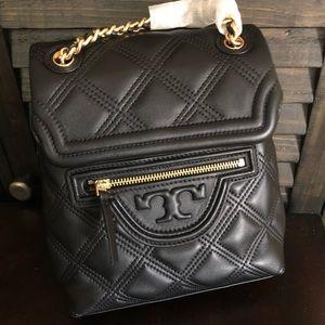 Tory Burch Fleming Soft Mini Backpack